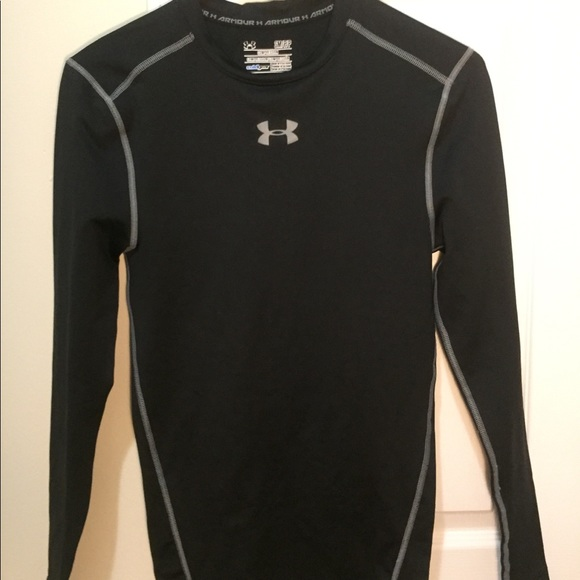 a54eefb0e Under Armour Tops | Compression Long Sleeve Women Small | Poshmark